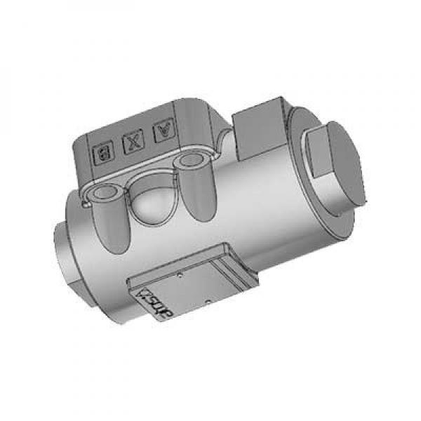 Hydraulic Monoblock Valve 1 Bank 3/8 BSP 40 l/m with Microswitch, Spring Return