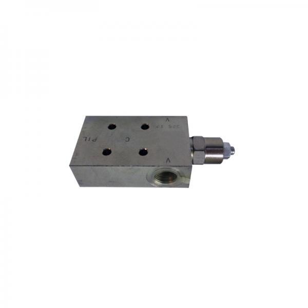 Bucher 3 Bank 3/8 BSP 45 l/min Double Acting Cylinder Spool Hydraulic Monoblock