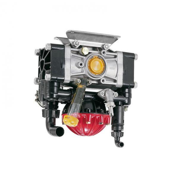 HYDRAULIC PUMP FITS NEW HOLLAND TS90 TS100 TS110 TRACTORS.