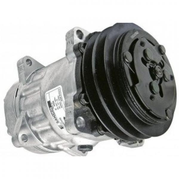 Kubota engine D1105 3 cylinder electric start  HYDRAULIC PUMP BOWEX M42ED KTR