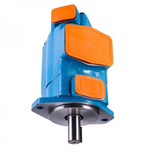 Flowfit Idraulico A Doppio Effetto Pompa a Mano Kit Rimorchio/Ribaltabile