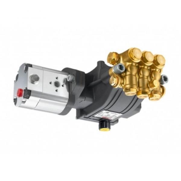 50 Ton Hydraulic Pump Hydraulic Ram Cylinder Pressure Gauge Workshop Shop Press