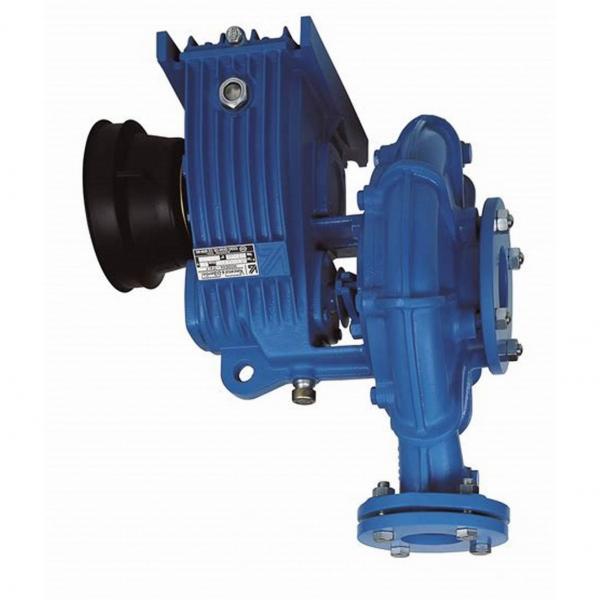 Flowfit Idraulico frizione elettromagnetica 12V 10 kgm/daNm FLANGIA DI GRUPPO 3 29-30909